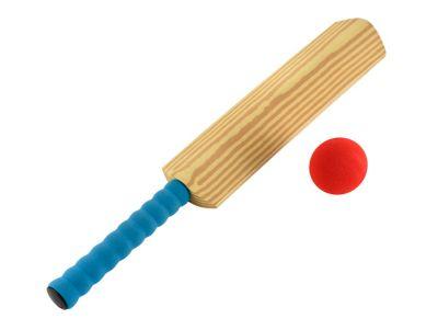 Foam Cricket Bat and Ball