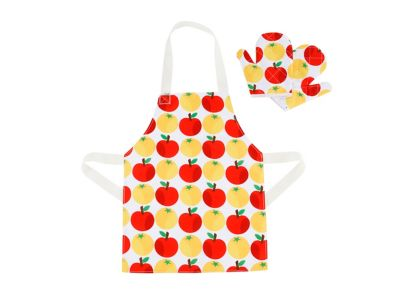 Apron and Gloves Set