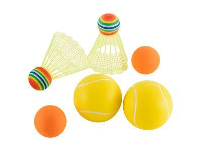 Ball and Shuttlecock Set