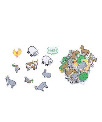 Farm Foam Stickers