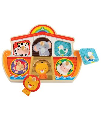 Noahs Ark sound puzzle