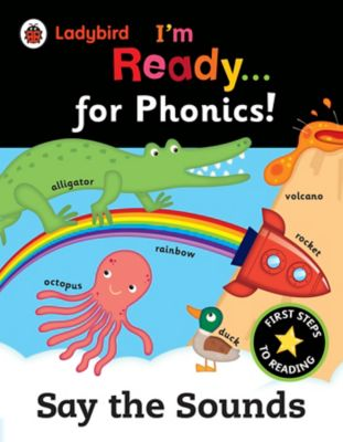 I'm Ready For Phonics - Say The Sound