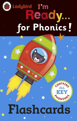 I'm Ready For Phonics - Flashcards