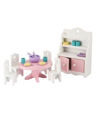 Rosebud Dining Room Set