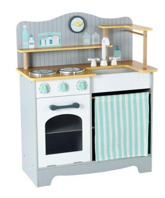 Wooden Classic Kitchen