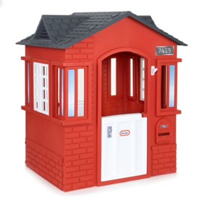Little Tikes Cape Cottage - Red
