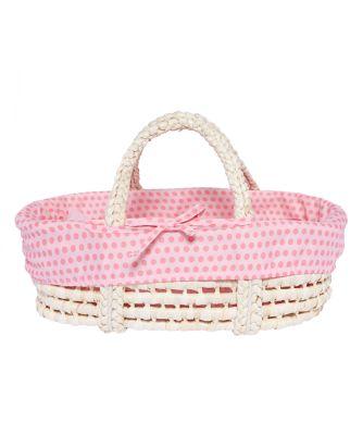 Cupcake Moses Basket