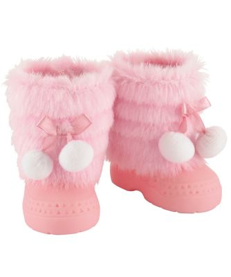 Cupcake Snow Boots