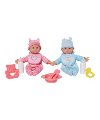 Cupcake Twin Dolls