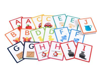 Alphabet Pairs - Upper Case