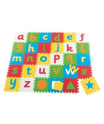 Foam Alphabet Playmats