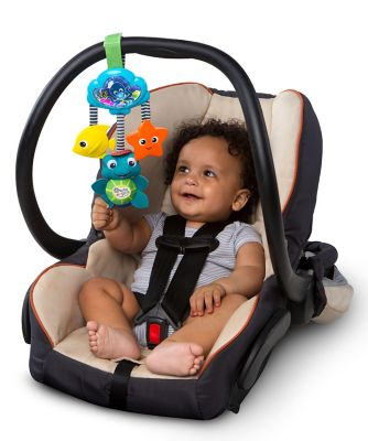 Baby Einstein Musical Glow and Go Travel Mobile