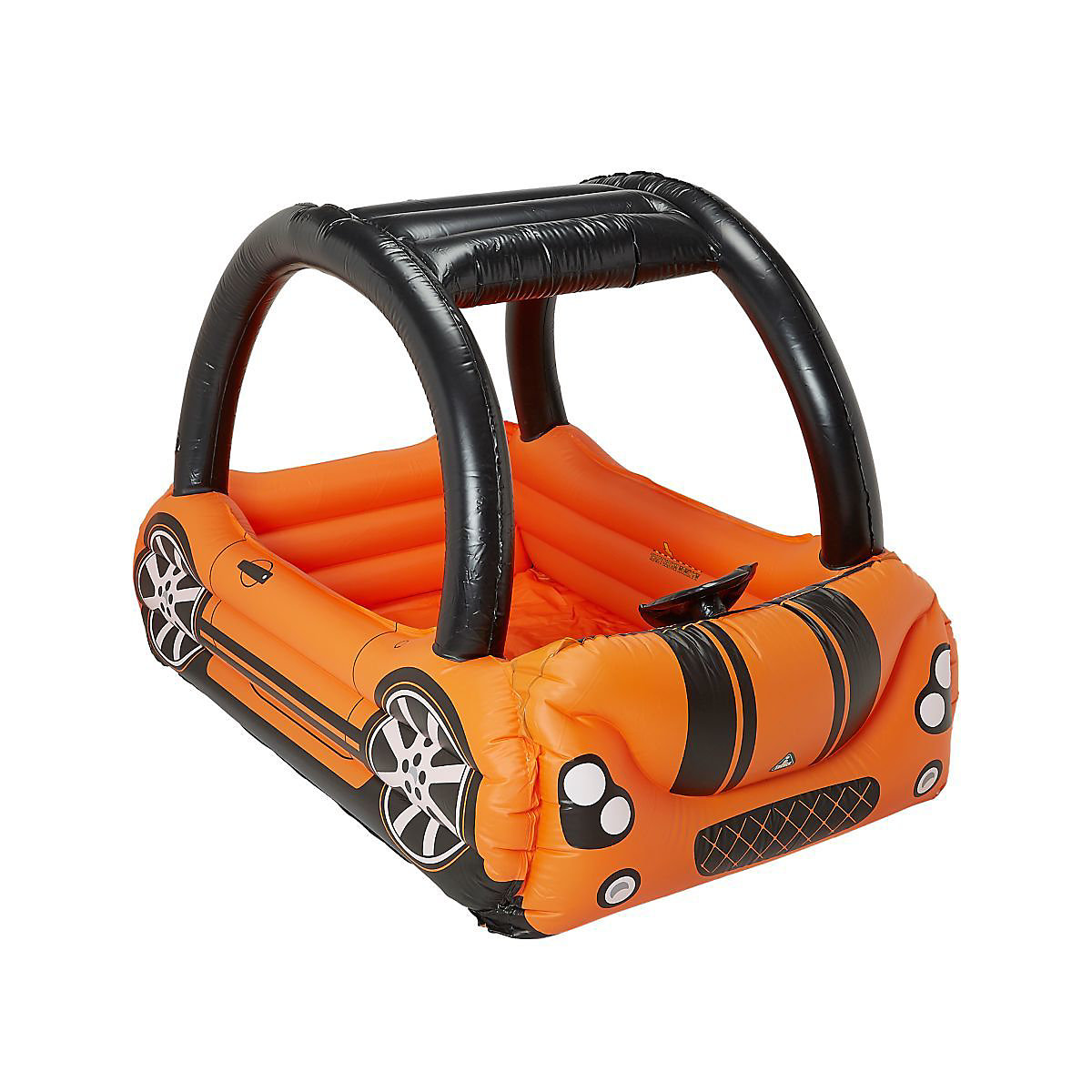 Racer Car Pool   Orange