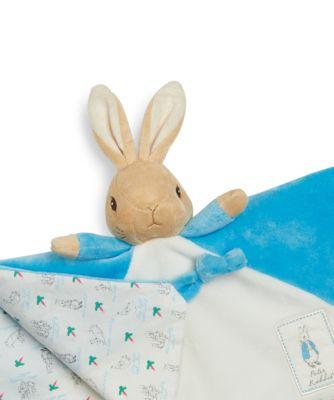 Beatrix Potter Peter Rabbit Blankie