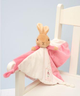 Beatrix Potter Flopsy Bunny Blankie