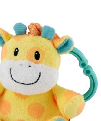 Baby Safari Giraffe Rattle and Jiggle
