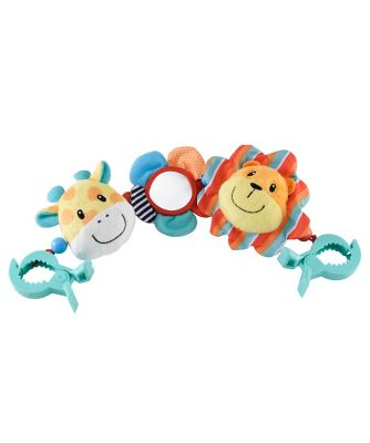 Mothercare Baby Safari Activity Travel Toy