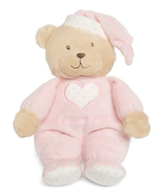 Mothercare Pink Bedtime Bear