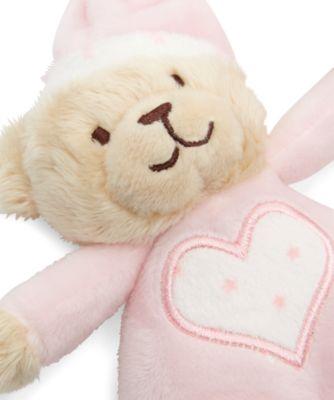 Bedtime Bear Pink Musical Pull