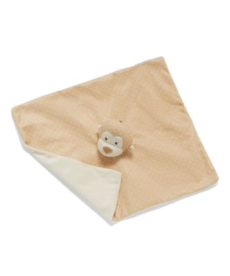 Mothercare Spotty Monkey Blankie