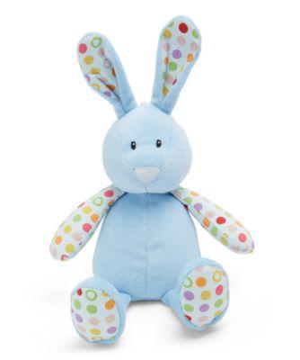 Mothercare Blue Spotty Bunny