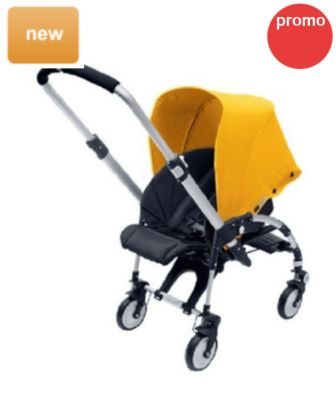 This stylish 3 wheel jogger from Baby Born features an adjustable hood, two storage baskets, twin safety harness, adjustable handle height and large wheels. The Baby Born Twin Jogger is lightweight and compact for easy storage. Not suitable for carrying children.  Age range: From 3 years.