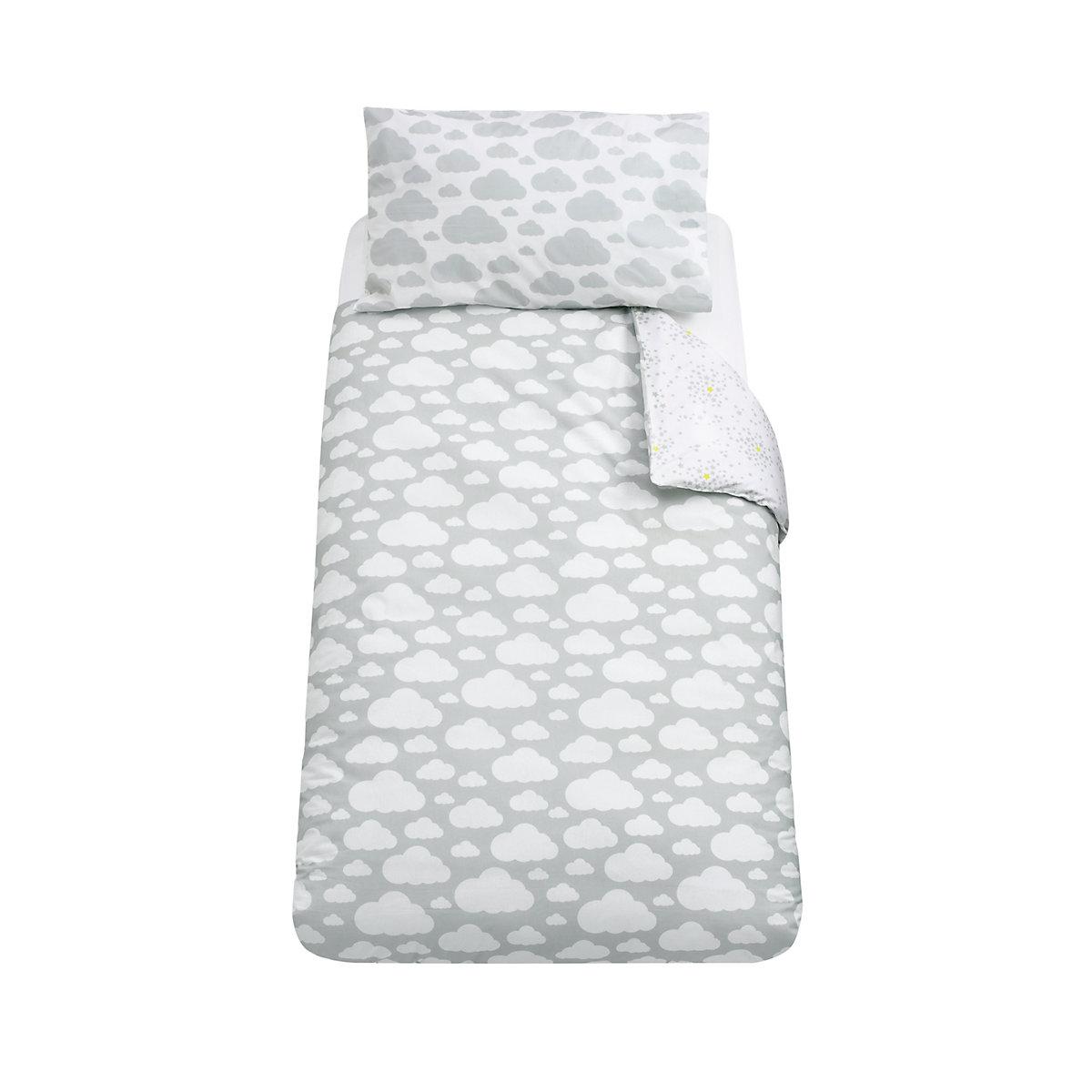 Baby K Cot Bed Duvet and Pillowcase Set