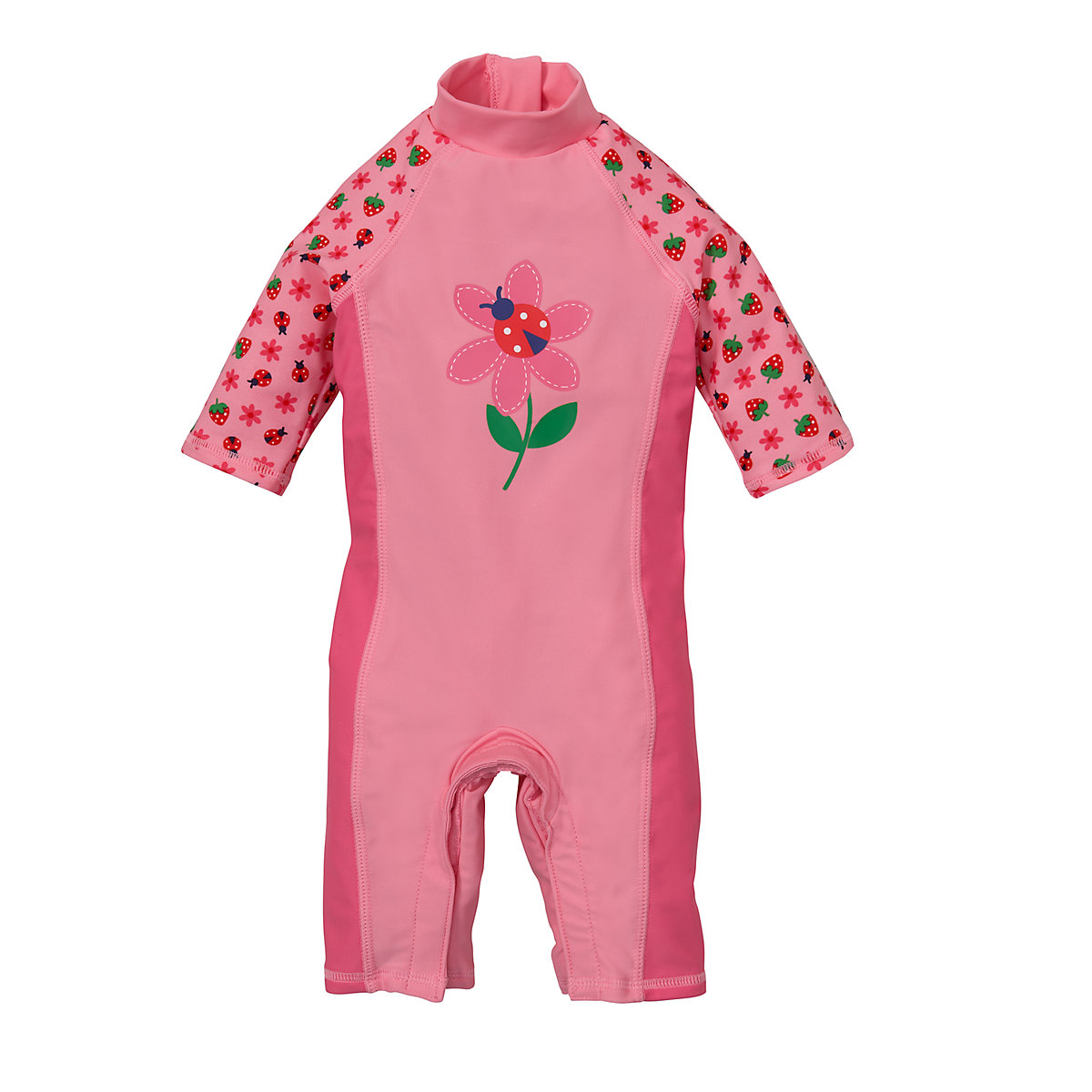 Mothercare-Baby-Girls-Pink-Ladybird-Sunsafe