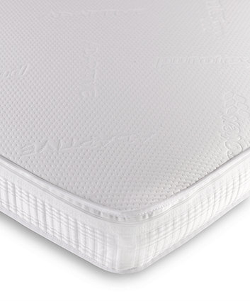Mothercare Adaptive Purotex Pocket Spring Cot Bed Mattress