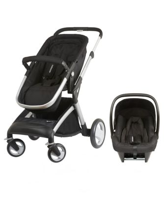 Mothercare Roam Pushchair Chassis and Carseat