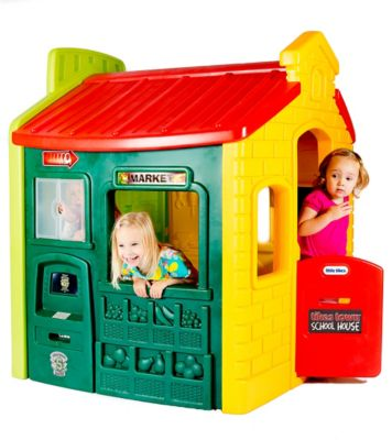 Little Tikes Town Playhouse- Evergreen