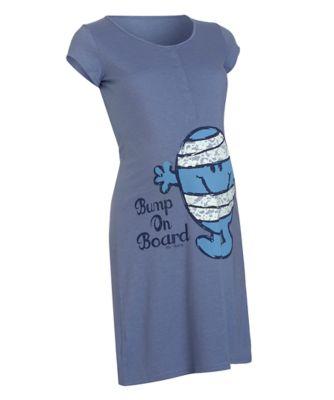 Mr Bump Maternity Nightdress