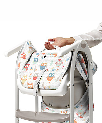 Joie Mimzy Snacker Highchair   OwlsHighchairs   Baby High Chair   Highchair Toys from Mothercare. Nursery Furniture Sets Clearance Uk. Home Design Ideas