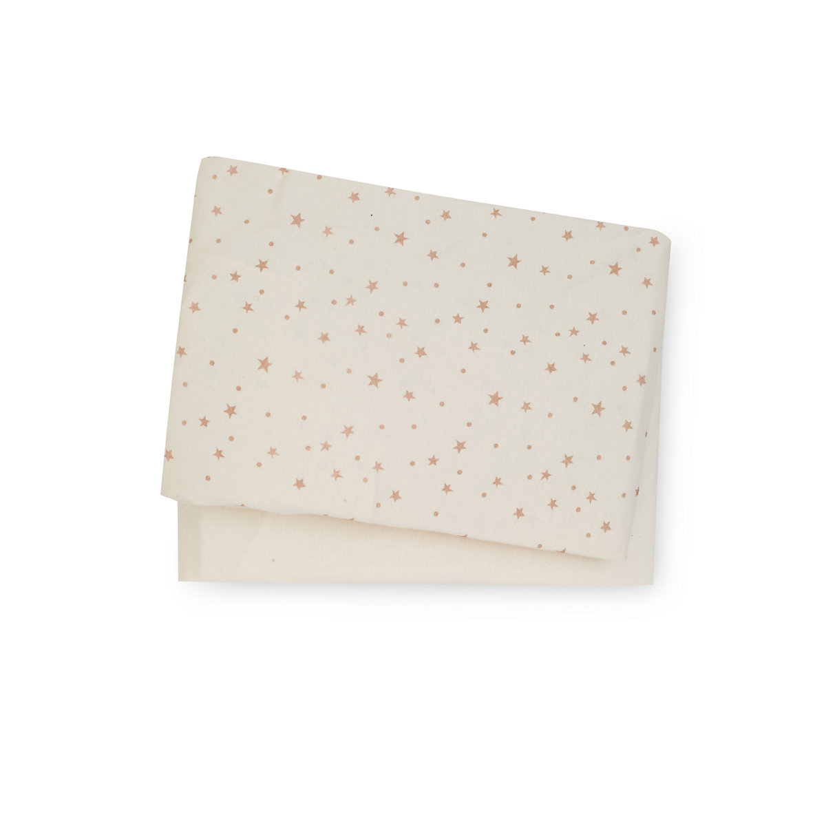 Mothercare Baby Bedding Cream Jersey Cotton Cot Sheets - 2