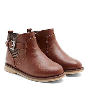 Brown Chelsea Boots | shoes & boots | Mothercare