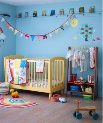 Kids Bedroom Bunting kids bedroom essentials   nursery furniture from mothercare