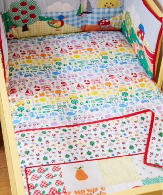 Baby Sheets Baby Bedding Crib Sheets from Mothercare