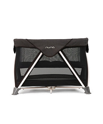 Nuna Sena Aire Travel Cot Suited Including Removable Machine Washable Mattress And Oeko