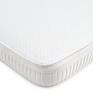 Mothercare Coolplus Open Coil Cot Bed Mattress