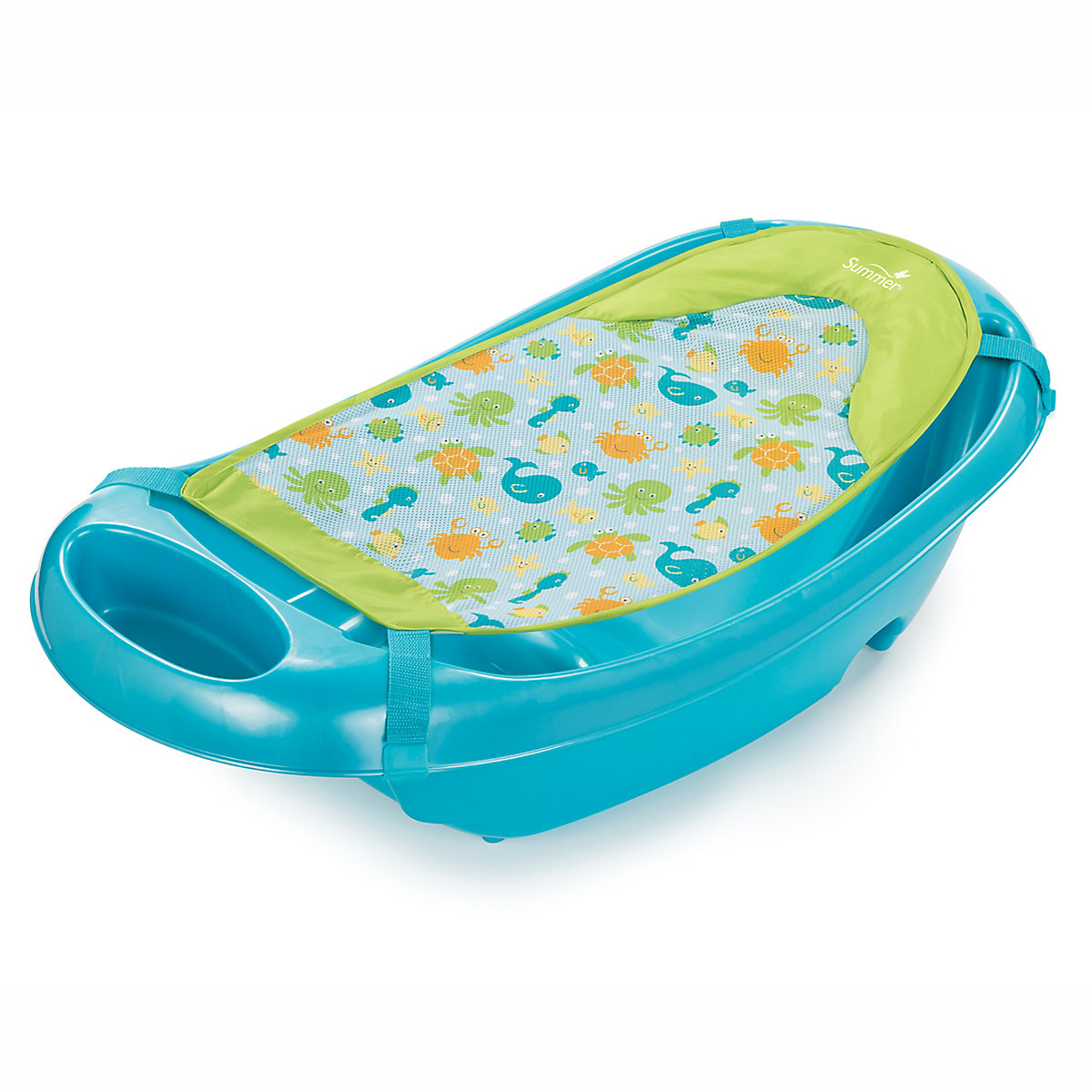 Splish & Splash Bath - Blue