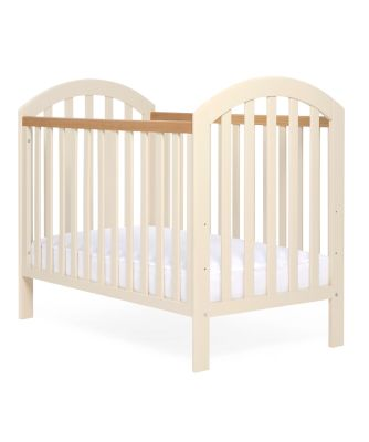 mothercare marlow cot  cream