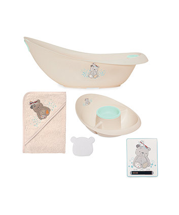 Mothercare Precious Bear Bath Set