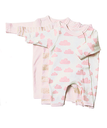 Mothercare Premature Sleepsuits- 3 Pack