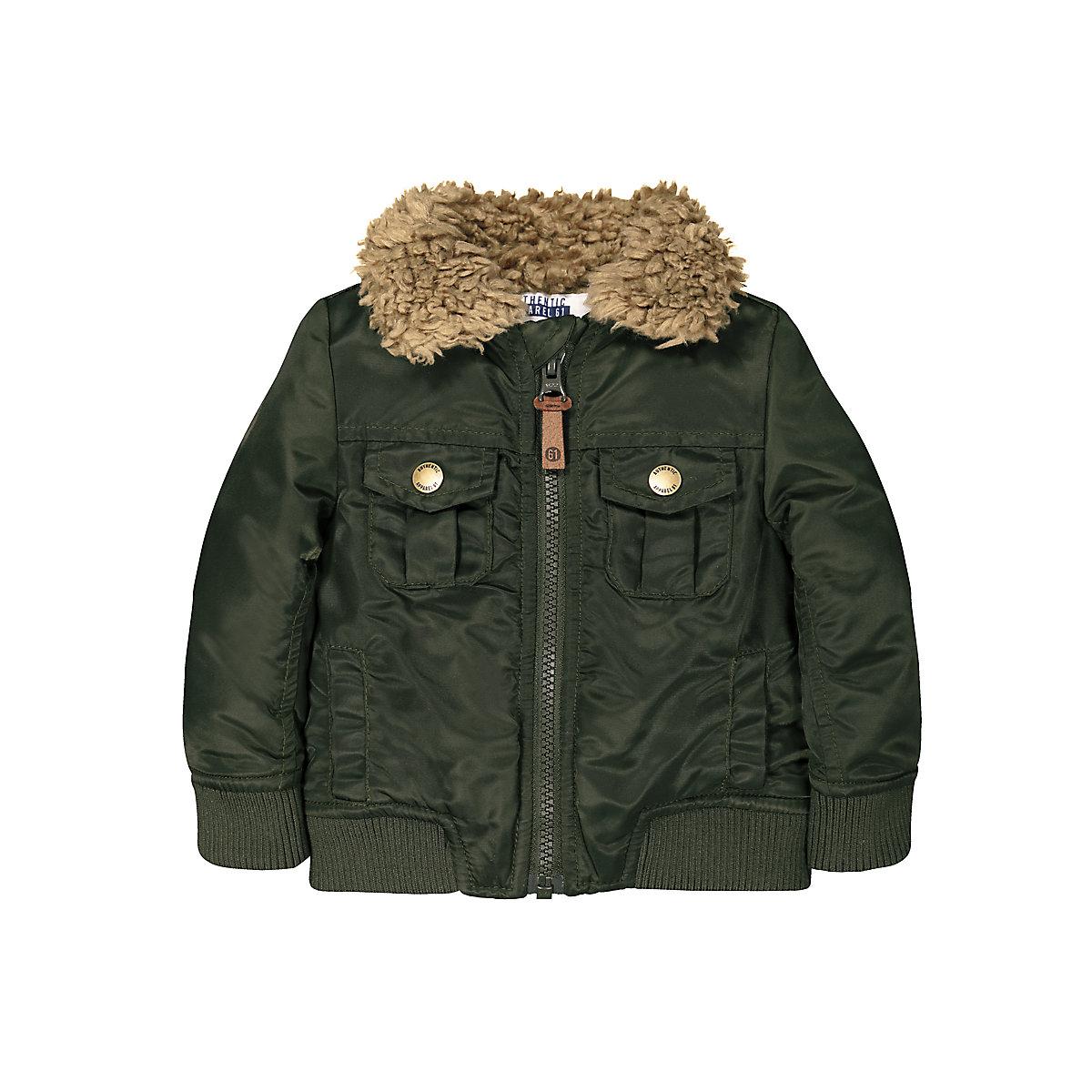 khaki trucker bomber jacket