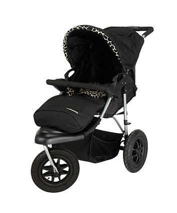 Mothercare Xtreme Pushchair Travel System - Giraffe