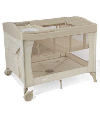 mothercare bassinette travel cot