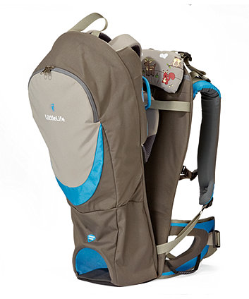 Littlelife Explorer S2 Back Carrier