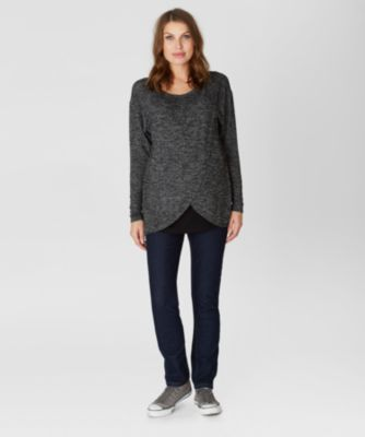 Maternity reform Over The Bump Indigo Skinny Jean
