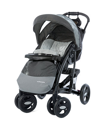Mothercare Trenton Deluxe Complete Pram And Pushchair Travel System- Mira