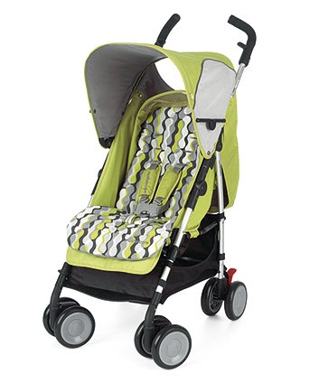 Mothercare Mino Plus Stroller - Wave Green